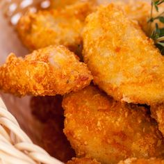 Here is a tasty panko chicken nugget recipe, baked in the oven that would be ideal to serve as an appetizer or a main course.. Panko Chicken Nuggets Recipe from Grandmothers Kitchen.