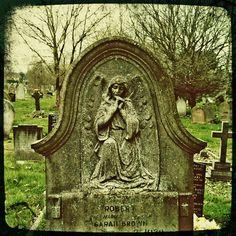Earlham Cemetery, Norwich, Norfolk, England