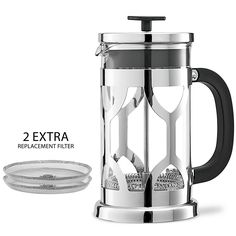 Chef's Star French Press 34oz Coffee Maker * You can get more details by clicking on the image.