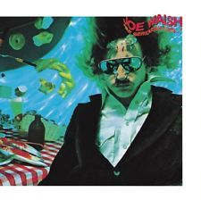 Joe Walsh But Seriously Folks Album Cover Art Rock Album Covers Life S Been Good