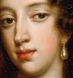 Mary of Modena by Willem Wissing