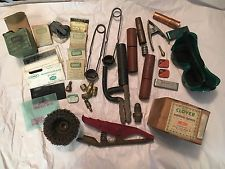 New/used welding supplies