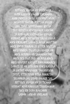 Words Quotes, Wise Words, Sayings, Finnish Words, Finnish Recipes, Think, Childhood Education, Food For Thought, Beautiful Words