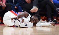 Reggie Jackson to miss 6-8 weeks with sprained ankle = Detroit Pistons point guard Reggie Jackson will be sidelined for at least the next six-to-eight weeks due to a sprained ankle, according to Keith Langlois of the team's official website. Jackson has.....