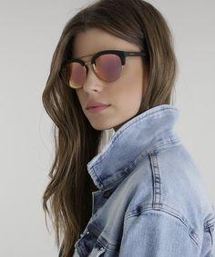 f46b255cc 15 melhores imagens de oculos | Women's sunglasses, Fashion eye ...