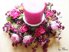 Blütenträume - Schmuckkränze