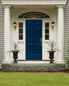 Best Front Door Color | ... Provenzano: Ten Best Front Door Colors For Your House - You + Dallas