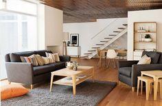Evim İçin Herşey : Stil & Trend : İskandinav Tarzı Dekorasyon