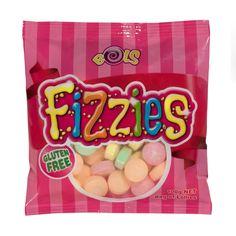 Fizzies Candy - 100g | KmartNZ