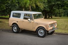1968 Scout