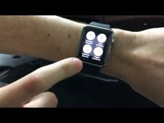 Ya puedes mover tu Tesla Model S con tu Apple Watch - http://www.actualidadiphone.com/ya-puedes-mover-tu-tesla-model-s-con-tu-apple-watch/