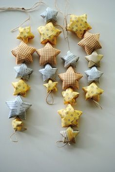 DIY your BABY DECORATION origami ornaments / by allweneedisorigami. Supposed to be good luck. Will need to make for the Peterson Peanut and for BG