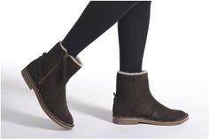 Bottines et boots Koa Zip Bootie Esprit vue portées chaussures