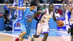 The Petron Blaze Boosters made quick work of San Mig Coffee Mixers, 90-68, to take a 2-1 lead in the PBA Governors' Cup finals at the SMART-Araneta Coliseum Wednesday evening. #PBA2013
