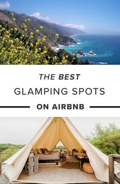 The Best Glamping Sp