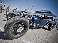 Cadillac Powered Rod