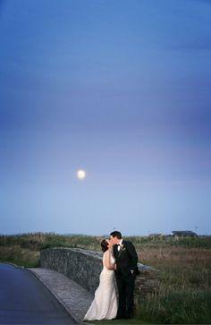 The moonlight backdrop Wedding Advice, Post Wedding, Wedding Couples, Fall Wedding, Ireland Wedding, Irish Wedding, Christmas Day Celebration, Wedding Planner, Destination Wedding