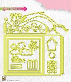 Nellie's Choice - Box Card Die