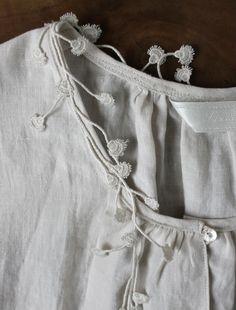 [Envelope Online Shop] HARAPPA Blouse Lisette tops