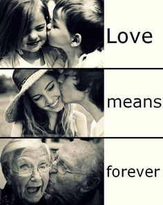 True love is forever!