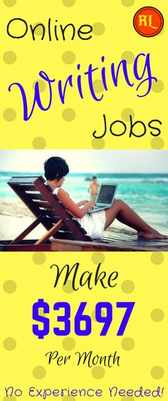 Make great money online with these side online jobs perfect for college students! Flexible jobs are perfect for college students! Make money with online writing jobs. The best method to earn passive income from home. Now experience needed. Click the pin to see how >>>