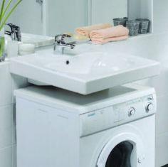 Как втиснуть стиральную машину в ванную 3-5 кв.м (ФОТО) - Ремонт своими руками - руководство по ремонту квартиры и дома - IVONA - bigmir)net - IVONA - bigmir)net