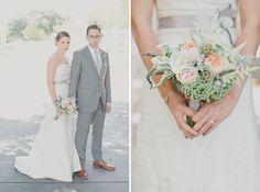 ©Aaron Young #mariage en gris #grey wedding