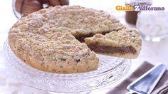 Ricetta Torta sbriciolata alla Nutella - Le Ricette di GialloZafferano.it
