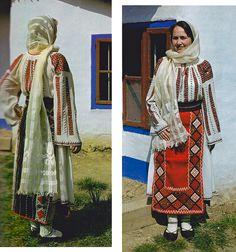 Baragan, Dobrogea Folk Costume, Costumes, Ethnic Diversity, Romania, Kimono Top, Traditional, Embroidery, Clothes, Beautiful