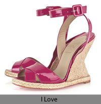 Louboutin A-Z // I is for I Love