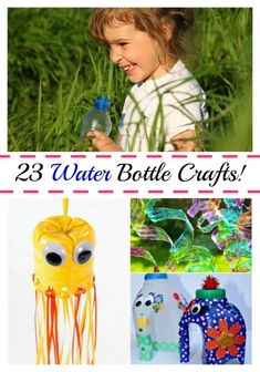 Get your kids excited with these fun and unique projects that also double as a great recycling campaign! With so many ideas, it is hard to choose just one. But pick one or two to try and children will enjoy them all, and have a great time being eco-friendly too!