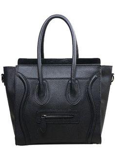 Vanessa Medium Tote In Grain Leather Black 99$