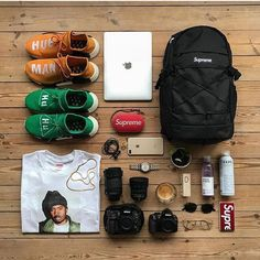 Behind The Scenes By hypedarchive Gadgets, What In My Bag, Edc Everyday Carry, Photography Poses For Men, Air Jordan 5 Retro, Nike Outfits, Tomboy Outfits, Hypebeast, Behind The Scenes