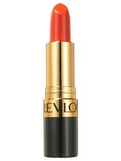 Revlon Super Lustrous Lipstick in Kiss Me Coral Review: Makeup: allure.com