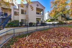One of the Condos for sale in Rocklin CA That IS On the FHA Approved List - KAYE SWAIN Small House Interior Design, Condo Living, Large Bedroom, Condos For Sale, Gated Community, Condominium, Great View, Open House, House Tours