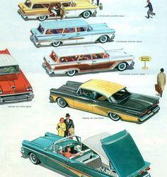 1958 Ford Range