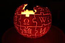 Jack-o'-lantern - Wikipedia, the free encyclopedia