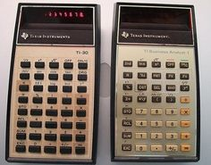 What Ever Became of…LED Calculators? : Atomic Toasters