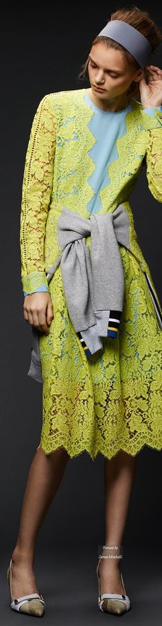 Preen by Thornton Bregazzi collection Pre Fall 2015
