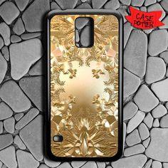 Jay-Z Kanye West Album Cover Samsung Galaxy S5 Black Case