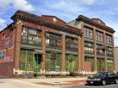 Old Wonder Bread Factory at 641 S Street, NW in Washington, DC   Flickr - Photo Sharing!