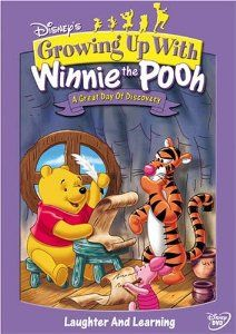 Growing Up With Winnie The Pooh: A Great Day Of Discovery (DVD, for sale online Tigger And Pooh, Winnie The Pooh Friends, Pooh Bear, Disney Winnie The Pooh, Charlie Brown Valentine, Walt Disney Pictures, Disney Movies, Discovery, Growing Up