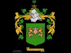 The O'Reilly family crest. Fun facts and history behind your Irish family name.