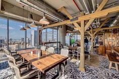 Whaouu – Les nouveaux locaux de Google à Tel Aviv