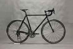 Winter / Gravel Road Bicycle by Tsunehiro Cycles, via Flickr