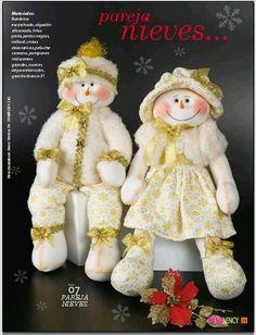Nieves Snowman Crafts, Christmas Snowman, Sculpting, Teddy Bear, Dolls, Ideas Navideñas, Animals, Snowmen, Amanda