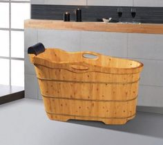 ComfyDwelling.com » Blog Archive » Luxurious Trend: 48 Wooden Bathtubs