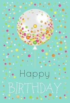 Happy Birthday To Ya, Birthday Greetings For Facebook, Happy Birthday Wishes Cake, Happy Birthday Beautiful, Happy Birthday Pictures, Birthday Blessings, Happy Birthday Balloons, Happy Birthday Messages, Happy Birthday Quotes