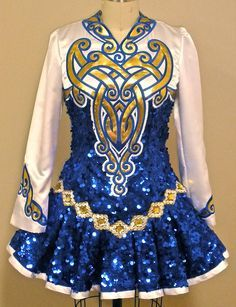 irish dance dress - Google Search