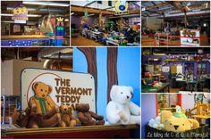 [Blog] :  Une virée dans le Vermont 2/2 - Usines Ben et Jerry's, et Teddy Bear